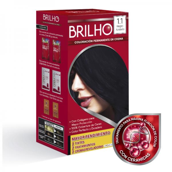 Brilho 1-1