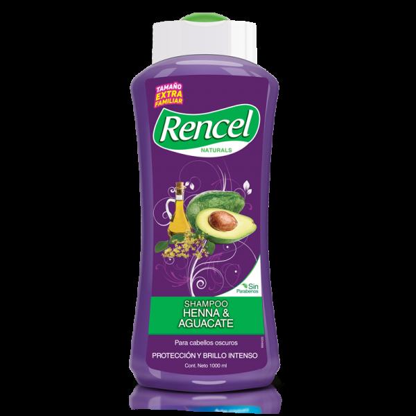 Render Shampoo aguacate 8X8